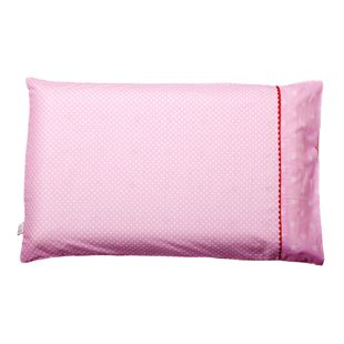 Clevamama Baby Pillow Case - Pink