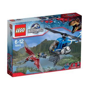 LEGO Jurassic World Pteranodon Capture 75915