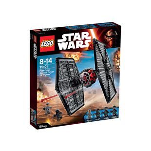 LEGO Star Wars Force Awakens First Order Special Forces TIE Fighter 75101