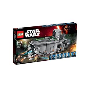 LEGO Star Wars Force Awakens First Order Transporter 75103