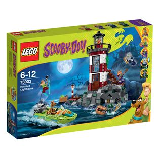 LEGO Scooby Doo -  Haunted Lighthouse 75903