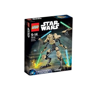 LEGO Star Wars Force Awakens General Grievous 75112