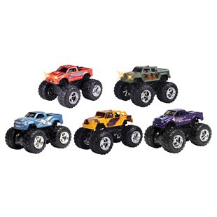 Mighty Monsters Truck Set