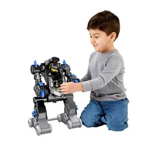 Imaginext Remote Control Transforming BatBot