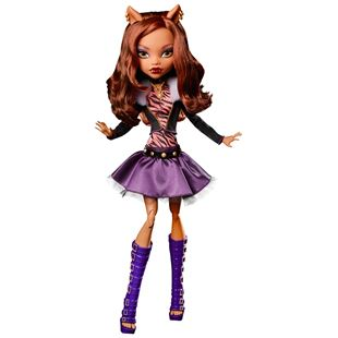 Monster High Frightfully Tall Clawdeen Doll