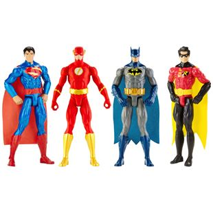DC Comics 4-Figure Pack