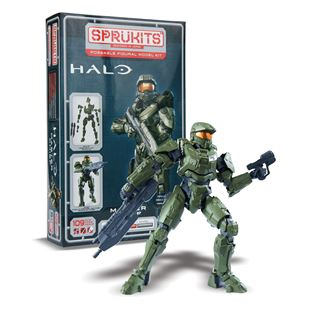 Sprukits Level 2: Master Chief HALO