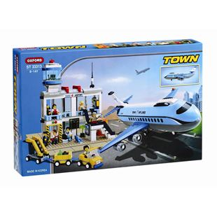 Oxford Town Airport Set