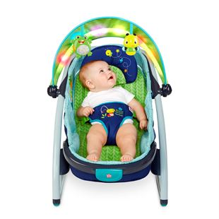 Bright Starts™ Light up Lagoon 2-in-1 Delight & Dream Rocker