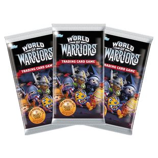 World of Warriors Trading Cards