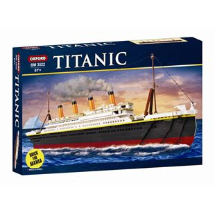 Oxford Deluxe Titanic Construction Set