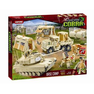 Oxford Cobra Base Camp Set
