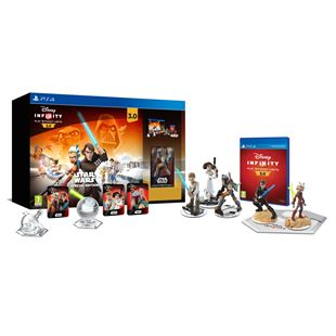Disney Infinity 3.0: Play without Limits Special Edition Starter Pack PS4