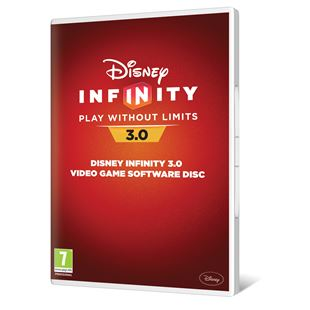 Disney Infinity 3.0 Video Game Software Disc PS4