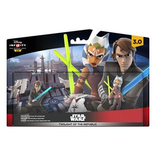 Disney Infinity 3.0 Star Wars: Twilight of the Republic Playset