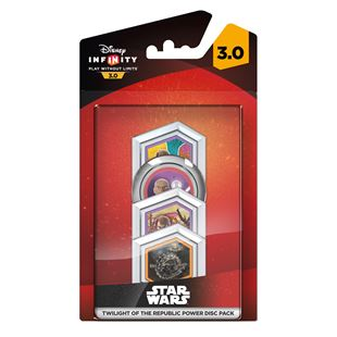 Disney Infinity 3.0 Power Discs: Star Wars Twilight of the Republic