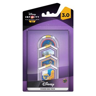 Disney Infinity 3.0 Power Discs: Disney Tomorrowland