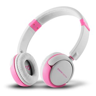 Energy Sistem DJ 310 Headphones White and Pink