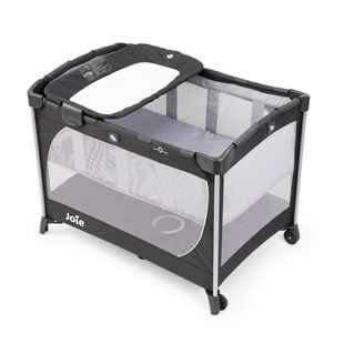 Joie Baby Secure Click Commuter Travel Cot - Shadow