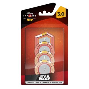 Disney Infinity 3.0 Power Discs: Star Wars The Force Awakens