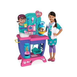 Disney Doc McStuffins Vets 'n' Pets Care Centre