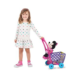 Disney Minnie Mouse Shopping Trolley