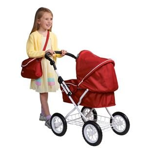 Britax Romer Pram in Chili Pepper