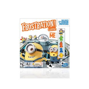 Despicable Me Minions Frustration Game
