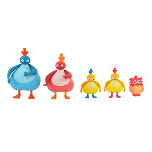 Twirlywoos Family Figurine 5 Pack