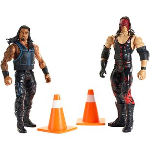 WWE Battle Pack Series 35 Kane and Roman Reigns