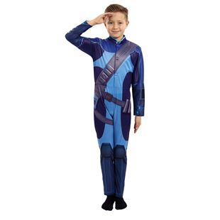 Thunderbirds International Rescue Uniform Costume