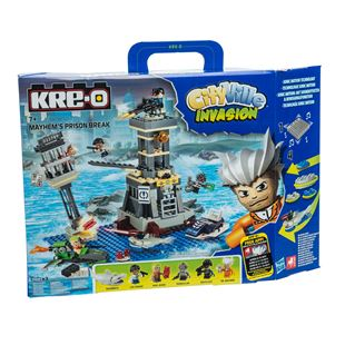 Kre-O Cityville Mayhem Prison Break