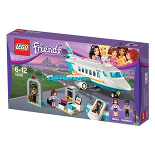 LEGO Friends Heartlake Private Jet 41100