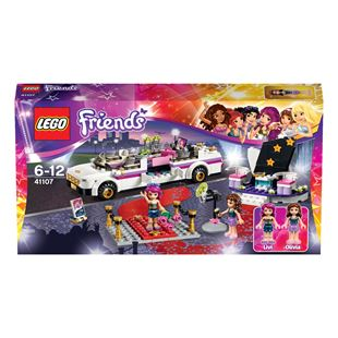 LEGO Friends Pop Star Limo 41107.