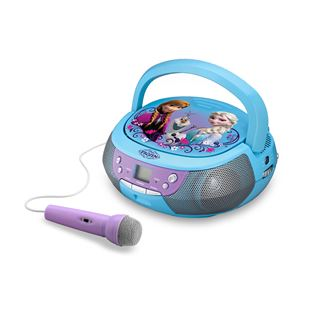 Disney Frozen Boombox with Microphone