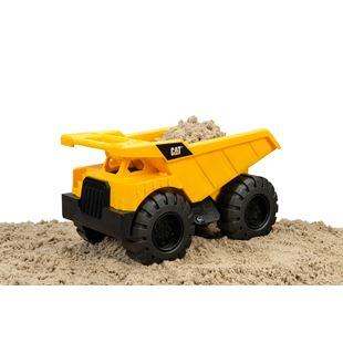 CAT Construction Crew Dump Truck
