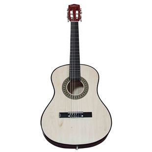 92cm Natural Classical Guitar With Bag