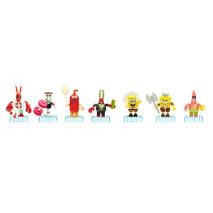 Mega Bloks SpongeBob SquarePants Micro Action Figures Series 3 - Assortment