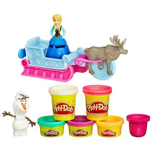 Disney's Frozen Play-Doh Sled Adventure Set