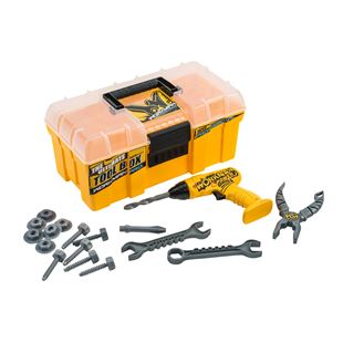 Workman Ultimate Tool Box With Drill