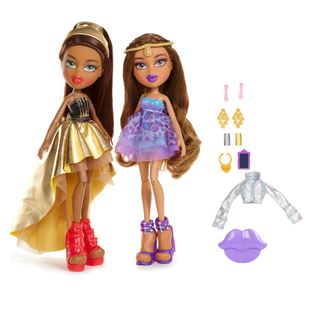 Bratz Metallic Madness Yasmin and Sasha Dolls