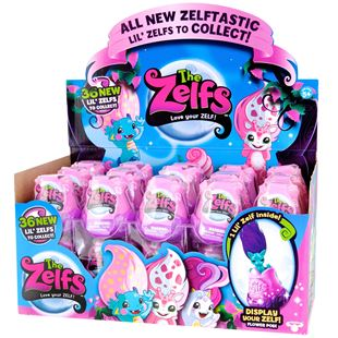 Lil' Zelfs Series 5 - Assortment