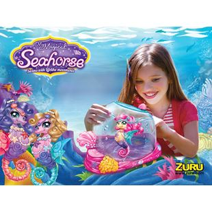 My Magical Seahorse Water Wonderland Play Set