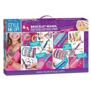Syle Me Up 4 In 1 Bracelet Mania