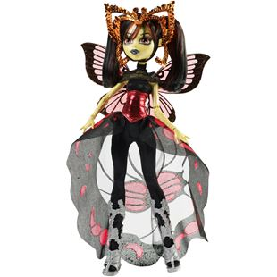 Monster High Boo York New Character Luna Mothews Doll