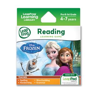 LeapFrog Learning Disney Frozen Game