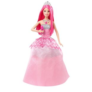 Barbie Rock 'n Royals Courtney Doll
