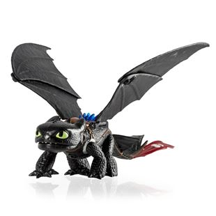 DreamWorks Dragons Blast & Roar Toothless Figure