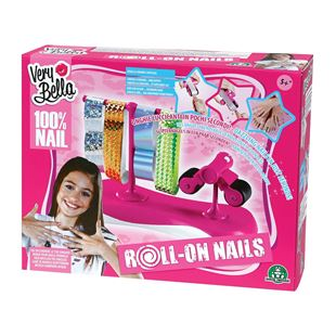 Very Bella Roll On Nails