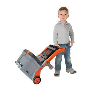 Black & Decker Workmate Trolley with Toolbox